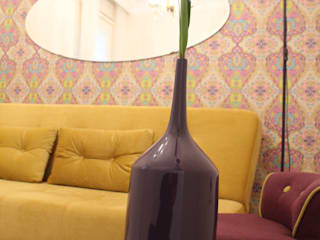 Kare Mimarlık Modern Living Room