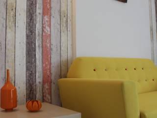 Atakent Konut Modern Oturma Odası Kare Mimarlık Modern