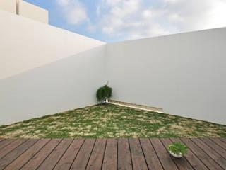 門一級建築士事務所 Modern garden