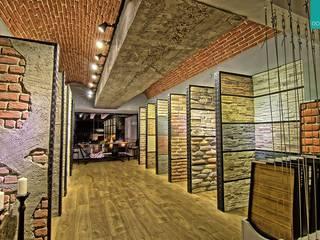 Doğancı Dış Ticaret Ltd. Şti. Dinding & Lantai Gaya Klasik Batu