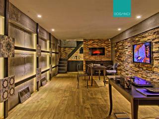 Doğancı Dış Ticaret Ltd. Şti. Dinding & Lantai Gaya Klasik Batu Bata