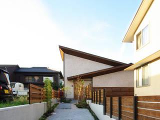 竪林町の家: アトリエ イデ 一級建築士事務所が手掛けた家です。