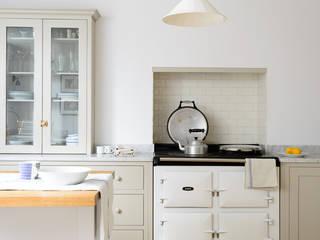 The Brighton Kitchen by deVOL deVOL Kitchens Scandinavian style kitchen White