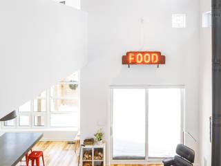 Ruang Keluarga by Linebox Studio