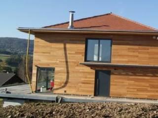 Rumah Modern Oleh Maison eco malin Modern