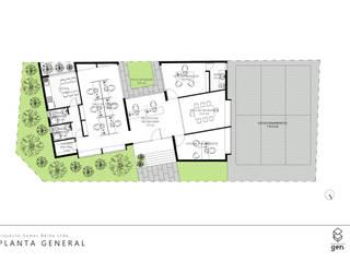 OFICINA QUILPUE Gen Arquitectura & Diseño