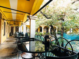 Espaços de restauração modernos por Bilgece Tasarım Moderno