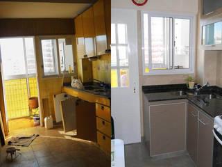 Cozinhas modernas por AyC Arquitectura Moderno