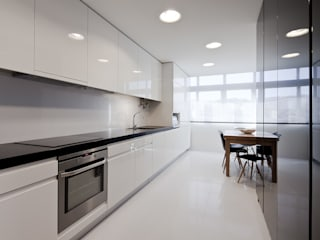 Minimalist kitchen by FMO ARCHITECTURE Minimalist