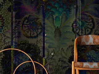 Oasis -Variation- Wallpaper von La Aurelia Asiatisch