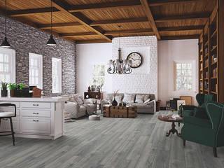 Pavimento Laminado My Floor by Verde y Madera Paredes y suelos de estilo moderno de Verde y Madera Moderno