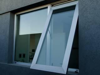 Aberturas de Aluminio Aluminios Caseros Puertas y ventanasVentanas Aluminio/Cinc Metálico/Plateado