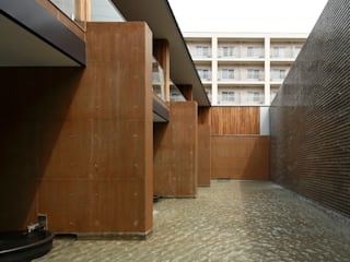 Mアーキテクツ|高級邸宅 豪邸 注文住宅 別荘建築 LUXURY HOUSES | M-architects Modern home Concrete Wood effect