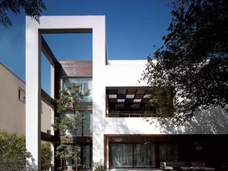 Modern houses by Morphogenesis Modern