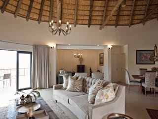 African dream:  Living room by House of Decor