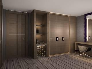 Gür Mobilya – The Plaza Hotel : modern tarz , Modern