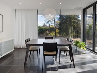 Modern dining room by dpai architecture inc Modern