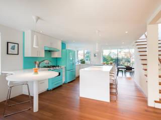 modern Kitchen by dpai architecture inc