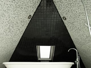 Residential Refurbishment in Edgware RS Architects Modern Bathroom