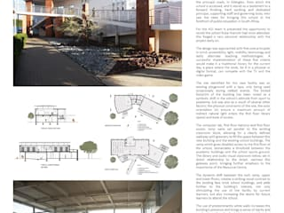 modern  by AOJ | Architecture & Interiors, Modern