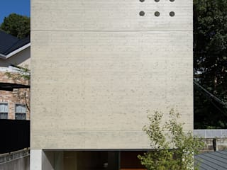 森の家 モダンな 家 の Atelier Square モダン