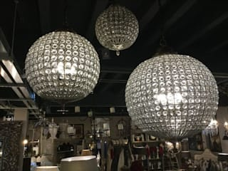Lighting at CCco :   by CCco Interiors