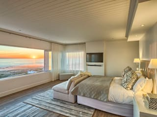 Atlantic Drive:  Bedroom by House Couture Interior Design Studio