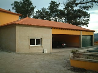 Traço M - Arquitectura Maisons classiques