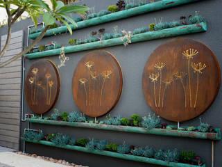 Garden by abelia peyzaj, Modern