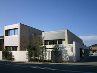 TWO TONE | 高級注文住宅: Mアーキテクツ|高級邸宅 豪邸 注文住宅 別荘建築 LUXURY HOUSES | M-architectsが手掛けた家です。,