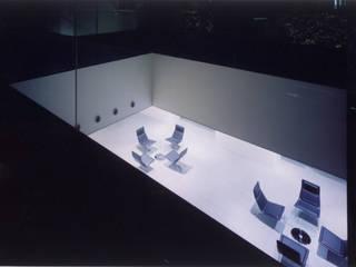 VITEC: Mアーキテクツ|高級邸宅 豪邸 注文住宅 別荘建築 LUXURY HOUSES | M-architectsが手掛けたリビングです。