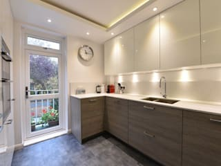 Brookes Kitchen Project Modern kitchen by Diane Berry Kitchens Modern