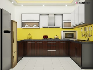 Dapur Modern Oleh Yagotimber.com Modern