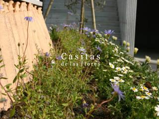 Casitas de las flores / 花に囲まれた小さな家: Mアーキテクツ|高級邸宅 豪邸 注文住宅 別荘建築 LUXURY HOUSES | M-architectsが手掛けた家です。