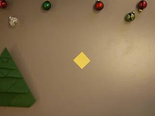 minimalist  by homify, Minimalist Paper
