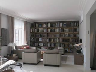 Gil Mamann Ruang Keluarga Modern