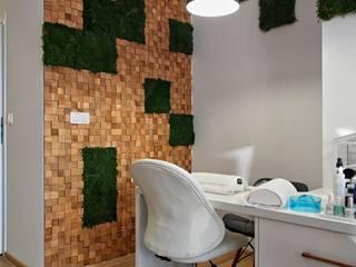 Salon kosmetyczny: styl , w kategorii Powierzchnie handlowe zaprojektowany przez Pro Arti Ogród i Wnętrze