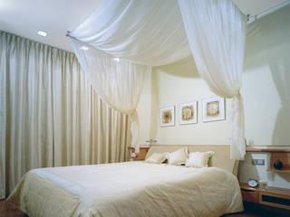 Спальня:  в современный. Автор – Эдуард Григорьев (daproekt), Модерн Бамбук Зеленый