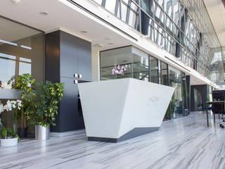 Şahin Hukuk Bürosu VEROMAR Luxury Marble Tiles & Mosaics Ofis Alanları