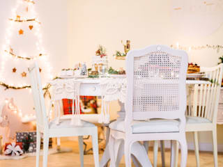 Christmas Brunch por Endlessly Design Eclético