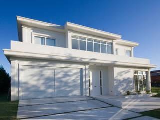 Moderne Häuser von CIBA ARQUITECTURA Modern