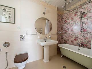 Гостевая ванная:  в . Автор – Эдуард Григорьев (daproekt)
