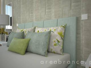 Suite: Quartos modernos por Areabranca