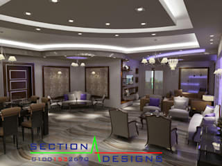 Huizen door section designs