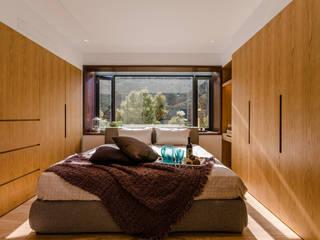 Moderne Schlafzimmer von 爾聲空間設計有限公司 Modern