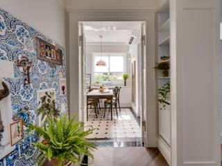 爾聲空間設計有限公司 Classic style dining room