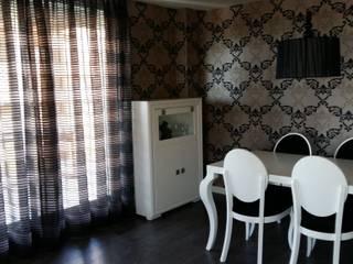Salas de jantar  por Ana Benítez Estudio de Interiorismo