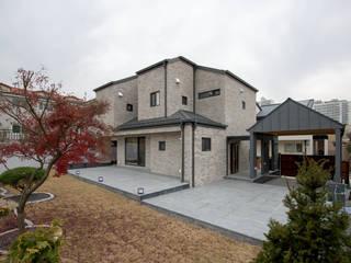 예람: 건축사사무소 재귀당의  주택
