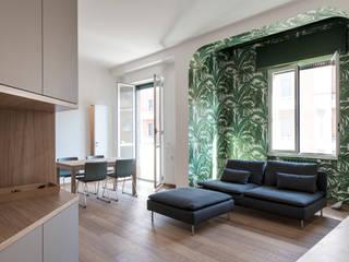 Tommaso Giunchi Architect:  tarz Oturma Odası