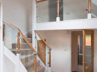New-build:  Corridor & hallway by J.J.Mullane Ltd